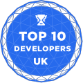 Magora IT company awards: TOP 10 Developers UK