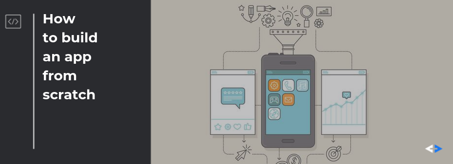 Feel yourself as a team of professional developers in building a mobile app