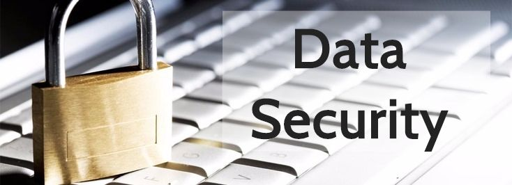 Security measures to protect your data