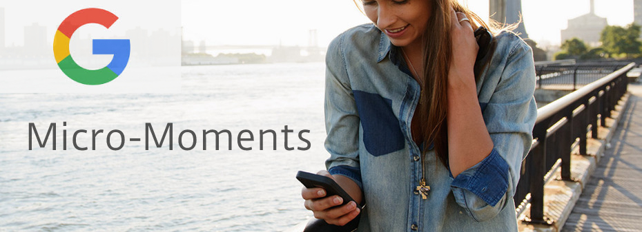 Attract customers with micro moments