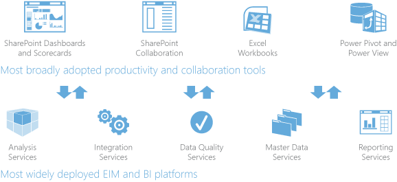 Collaboration - a new kind of business intelligence