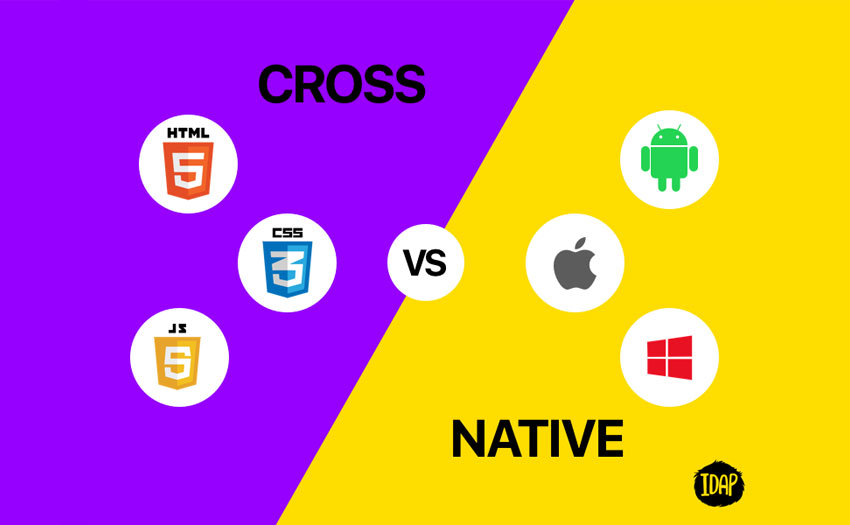 cross platform vs native
