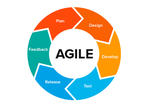 Agile business app development