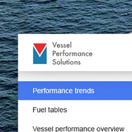 Magora IT company project: Vessel Performance Solutions