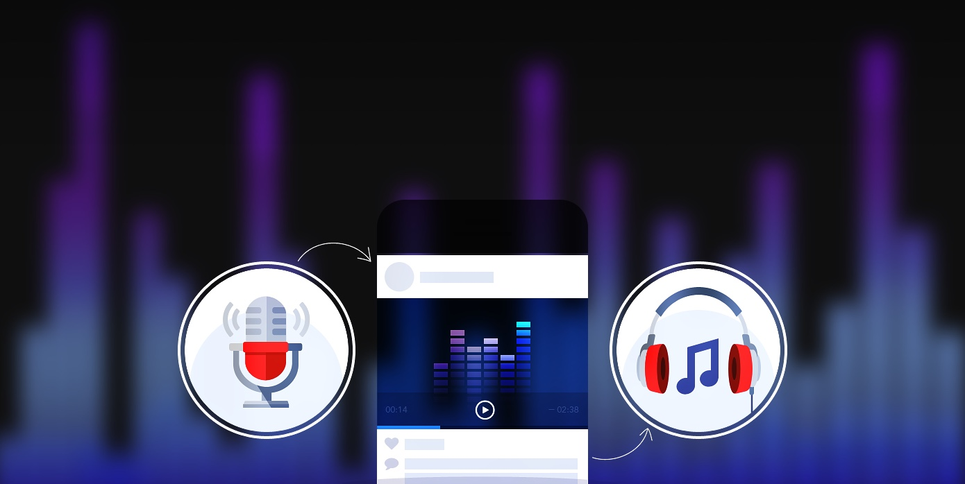 Magora IT company project: Voicegram
