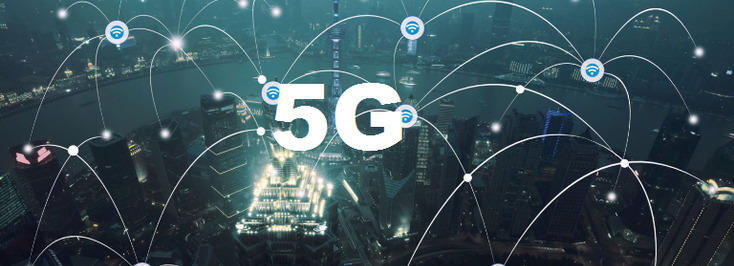 5G network connectivity